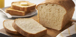 Pão caseiro doce e salgado