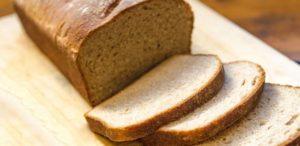 Pão integral fofinho