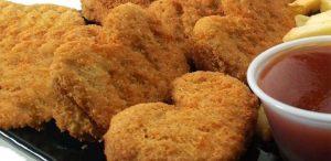 Nuggets caseiro