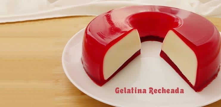 Gelatina Recheada